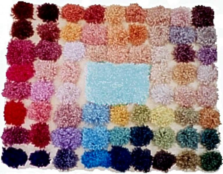 carpet-poms